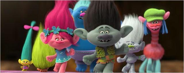 'Trolls': La nueva película de DreamWorks estrena su segundo tráiler