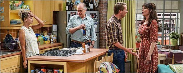 'The Big Bang Theory': ya puedes ver a la familia de Penny en acción en este clip de la décima temporada