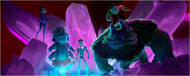 'Trollhunters': Primeras imágenes de la serie de animación inacabada de Anton Yelchin