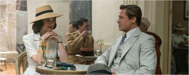 'Aliados': Ya hemos visto 20 minutos de la nueva película de Brad Pitt y Marion Cotillard, y te lo contamos todo