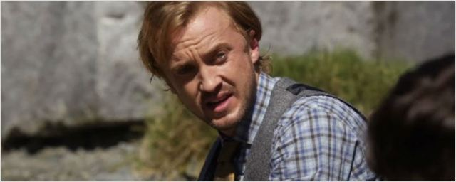 'The Flash': Tom Felton, protagonista del nuevo clip de la tercera temporada