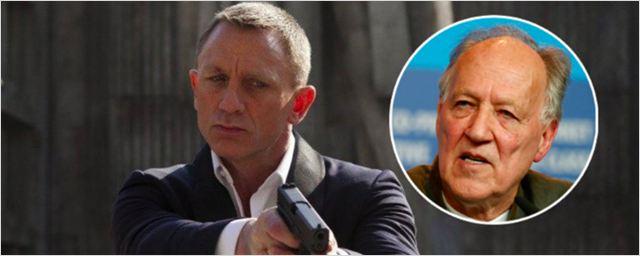 'James Bond 25': El director Werner Herzog quiere ser el villano de la película