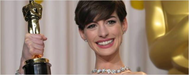 Anne Hathaway reconoce que no estaba contenta cuando ganó el Oscar por 'Los Miserables'