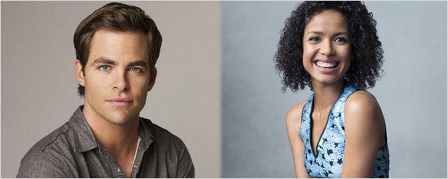 'A Wrinkle in Time': Chris Pine y Gugu Mbatha-Raw se unen al reparto de la película de acción real de Disney