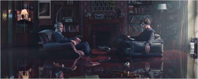 'Sherlock': El juego ha terminado en el nuevo 'teaser' de la cuarta temporada