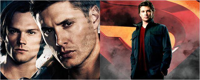 Así es el 'crossover' entre 'Smallville' y 'Sobrenatural' que nunca llegó a realizarse