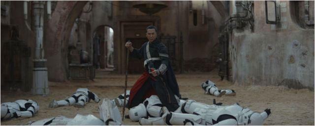 'Rogue One: Una historia de Star Wars' introducirá un nuevo estilo de artes marciales creado para la película
