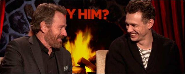 """Bryan Cranston ('¿Tenía que ser él?'): """"Como padre, comprendo la amenaza de que tu hija se aparee con alguien así"""""""