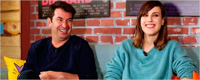 """Arturo Valls y Natalia de Molina ('Los del túnel'): """"Nos gustaría hacer una precuela de la película"""""""