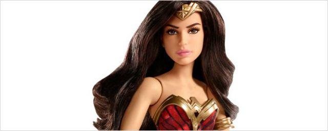 'Wonder Woman': Primeras imágenes de los juguetes de Mattel de la película