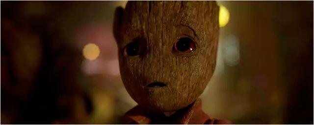 """'Guardianes de la Galaxia Vol. 2': Baby Groot está """"mejor escrito"""" según James Gunn"""
