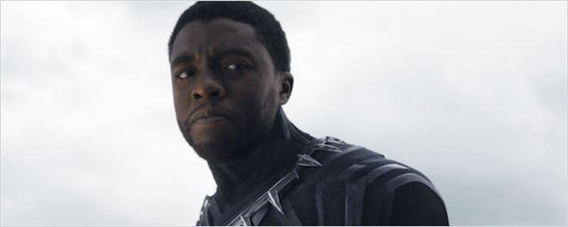 'Black Panther': Confirmados los personajes de Danai Gurira, Lupita Nyong'o y Forest Whitaker