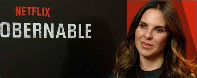 'Ingobernable': Kate del Castillo confirma los planes para una segunda temporada