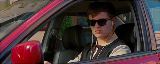 'Baby Driver': Ansel Elgort, Lily James y Jamie Foxx protagonizan el nuevo tráiler en español de la película