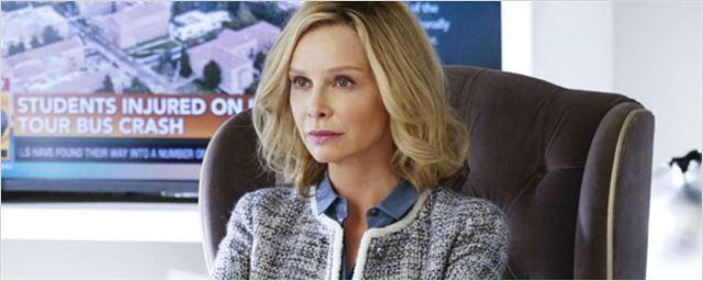 'Supergirl': Calista Flockhart regresará en el final de la segunda temporada