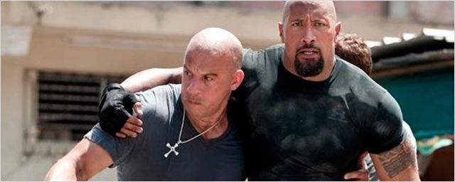 'Fast & Furious 8': La tensa relación entre Vin Diesel y Dwayne Johnson que tuvieron que superar