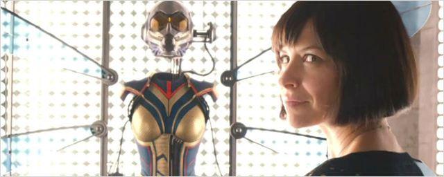 'Ant-Man and The Wasp': Peyton Reed habla sobre el papel que jugará Hope van Dyne en la secuela