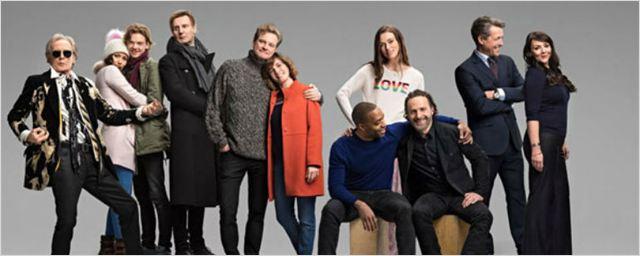 'Love Actually 2': Colin Firth, Keira Knightley y el resto de protagonistas, juntos en el póster de la secuela