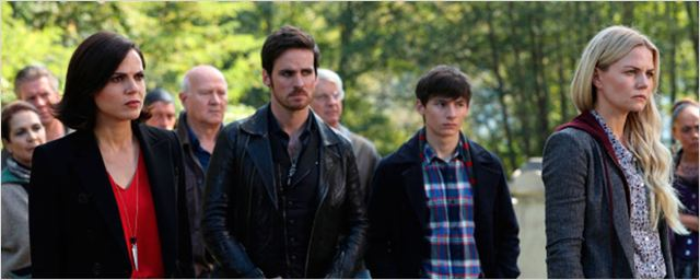 'Once Upon a Time' renueva oficialmente por una séptima temporada pero con dos nuevos protagonistas