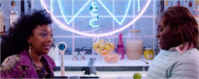 'Orange is The New Black' y 'Black Mirror' se mezclan en este video protagonizado por Taystee y Poussey
