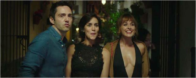 'Señor, dame paciencia': Jordi Sánchez, Megan Montaner y Eduardo Casanova protagonizan el primer tráiler de la película