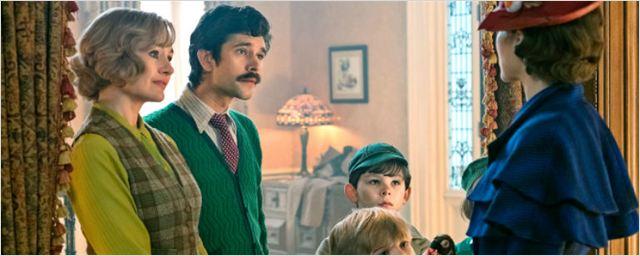 'El regreso de Mary Poppins': Revelados nuevos detalles sobre la familia Banks en la secuela