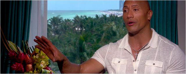 """Dwayne Johnson ('Baywatch'): """"Cuando era un adolescente, me encantaban todas las chicas de 'Los vigilantes de la playa"""""""