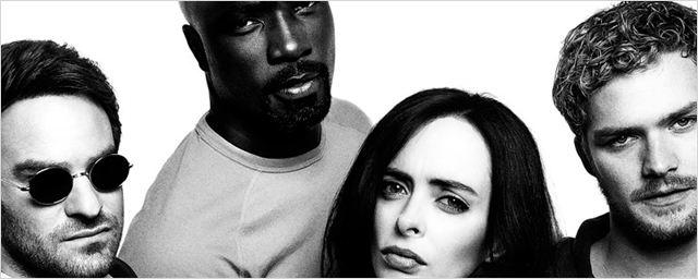 'The Defenders': Póster oficial en español de la miniserie que reúne a Iron Fist, Daredevil, Jessica Jones y Luke Cage