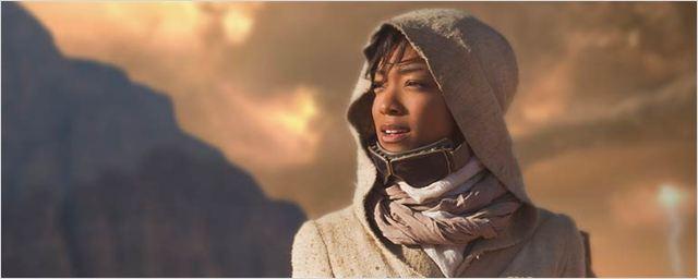 'Star Trek: Discovery': Sonequa Martin-Green responde a las críticas racistas y machistas