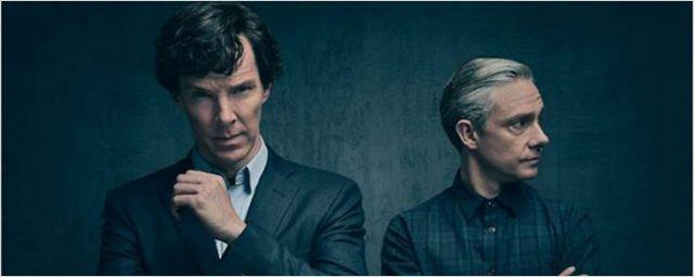 Comic Con 2017: el co-creador de 'Sherlock', Steven Moffat, quiere hacer más episodios