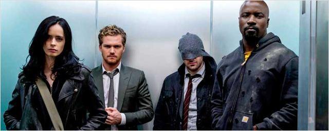 'The Defenders' se convierte en la serie menos vista de Netflix y Marvel
