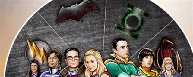 'Liga de la Justicia': ¿Ha revelado 'The Big Bang Theory' la presencia de Linterna Verde en la película?