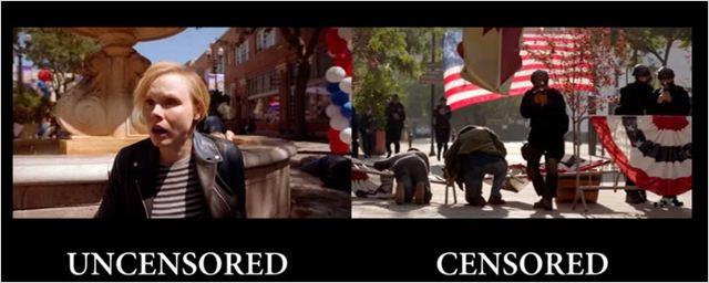 'American Horror Story: Cult': Compara el antes y el después de la escena del tiroteo que editaron tras la tragedia de Las Vegas