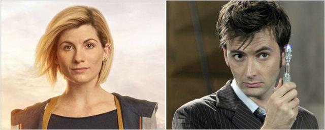 'Doctor Who': David Tennant habla de lo que podemos esperar de Jodie Whittaker
