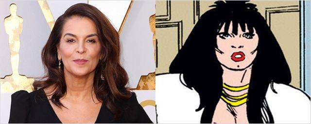 'Luke Cage': Annabella Sciorra interpretará a la villana en la segunda temporada
