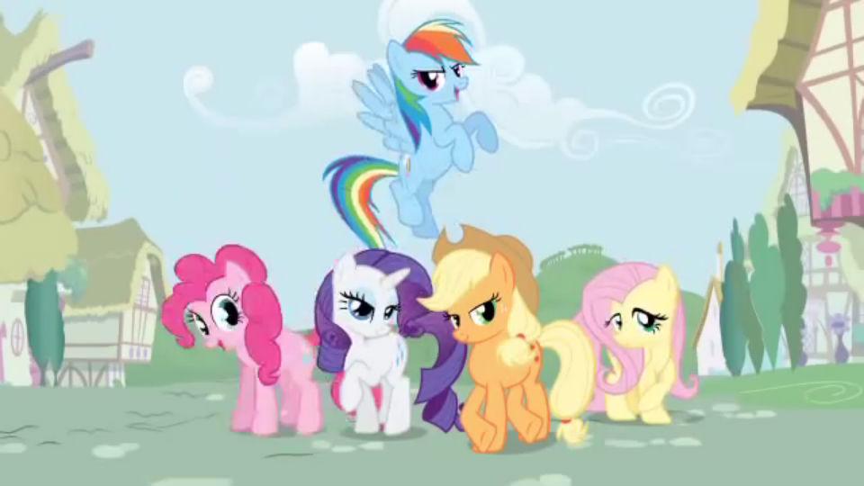 Mi Little Pony: La magia de la amistad - Cabecera - Vídeo My Little ...