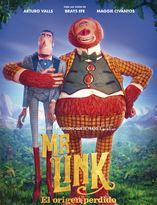 Mr. Link. El origen perdido : Cartel