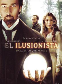 El Ilusionista [2006] [1080p] [Español-Ingles] [MEGA]