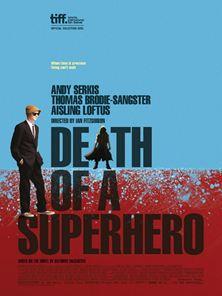 Muerte de un superhéroe Tráiler VO