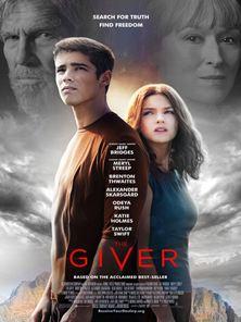 The Giver Tráiler VO
