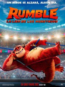 Rumble: La liga de los monstruos Tráiler