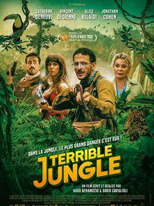 Terrible Jungle - Tráiler VO