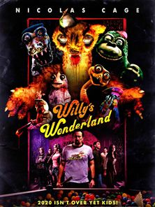 Willy's Wonderland Tráiler VO