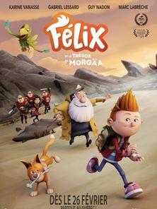 Felix y el tesoro de Morgana - Tráiler VO