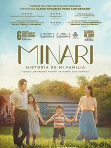 Minari. Historia de mi familia Tráiler