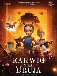 Earwig y la bruja Trailer