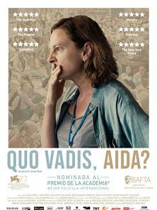 Quo Vadis, Aida? - Tráiler VO