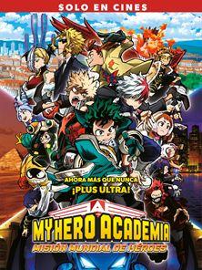 My Hero Academia: World Heroes Mission - Tráiler VO