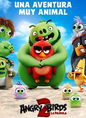 Angry Birds 2: La película : Cartel