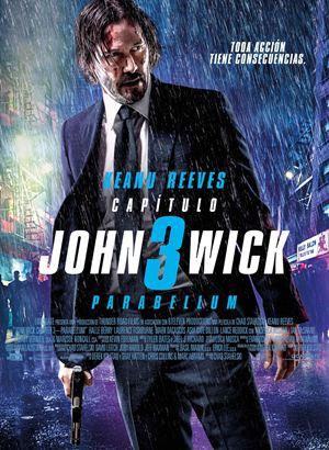John Wick: Capítulo 3 - Parabellum : Cartel